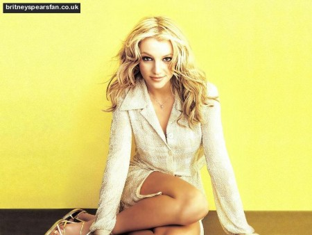 Britney Spears Gold