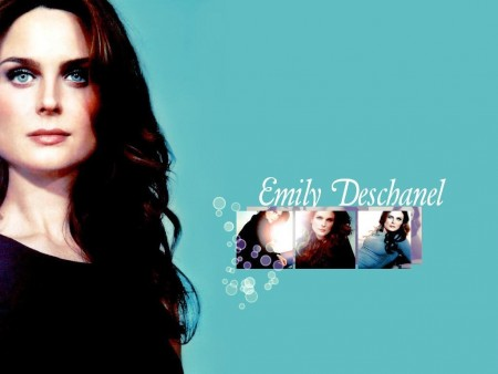 Emily Emily Deschanel Wallpaper