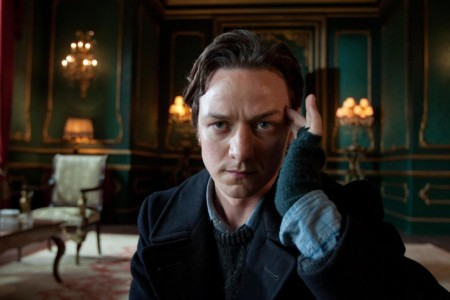 First Class James Mcavoy As Prof Men