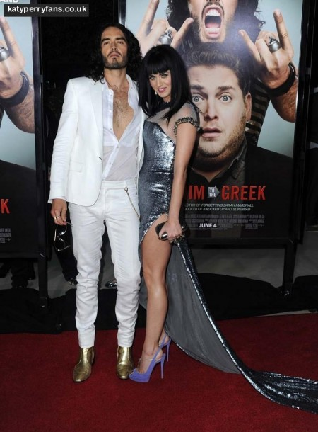 Katy Perry Russell Brand Red Carpet Red Carpet