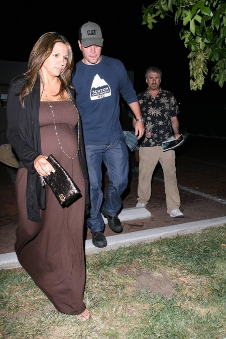Matt Damon And His Wife Luciana Nobu Nobu Cu Isa Lo Wife