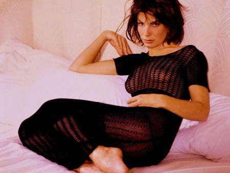 Sandra Bullock Wallpaper  Hot