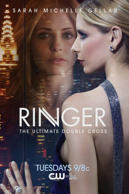 Sarah Michelle Gellar In New Poster For Ringer Ringer