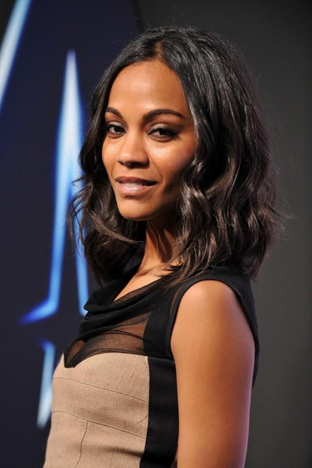 Zoe Saldana Star Trek Dvd Release Party Hq Zoe Saldana Star Trek
