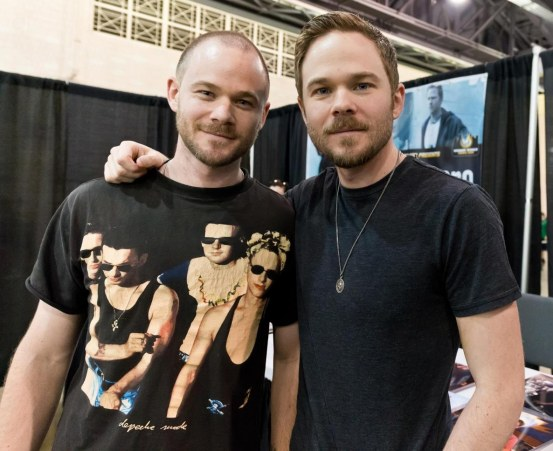 Aaron Ashmore And Shawn Ashmore Large Picture