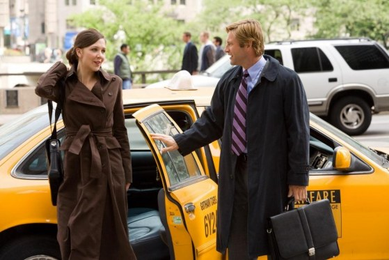 Picture Of Aaron Eckhart And Maggie Gyllenhaal In The Dark Knight Large Picture Dark Knight