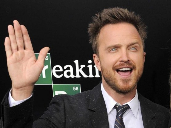 Aaron Paul Called Fans During Last Nights Episode Of Breaking Bad