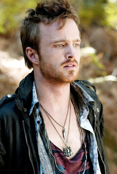 Aaron Paul Hair Shirtless