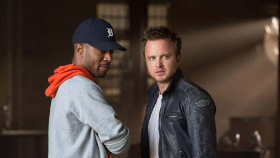 Aaron Paul Kid Cudi Need For Speed Young