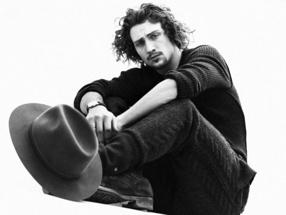 Aaron Johnson Aaron Taylor Johnson