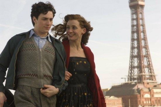 Still Of Anne Marie Duff And Aaron Taylor Johnson In Nowhere Boy Aaron Taylor Johnson Nowhere Boy