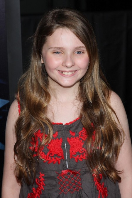 Abigail At The Happening New York Premiere Abigail Breslin
