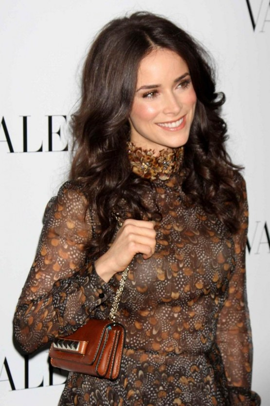 Abigail Spencer Valentino Th Anniversary And New Flagship Store Opening Th March Abigail Clancy