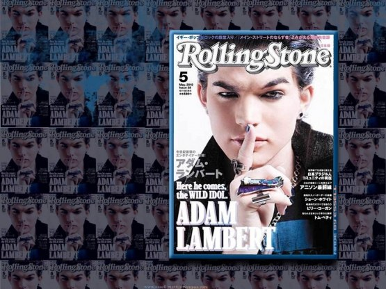 Adam Japan Rollingstone Wallpaper Adam Lambert Rolling Stone