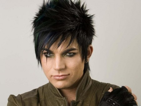 Adam Lambert Hairstyle Name