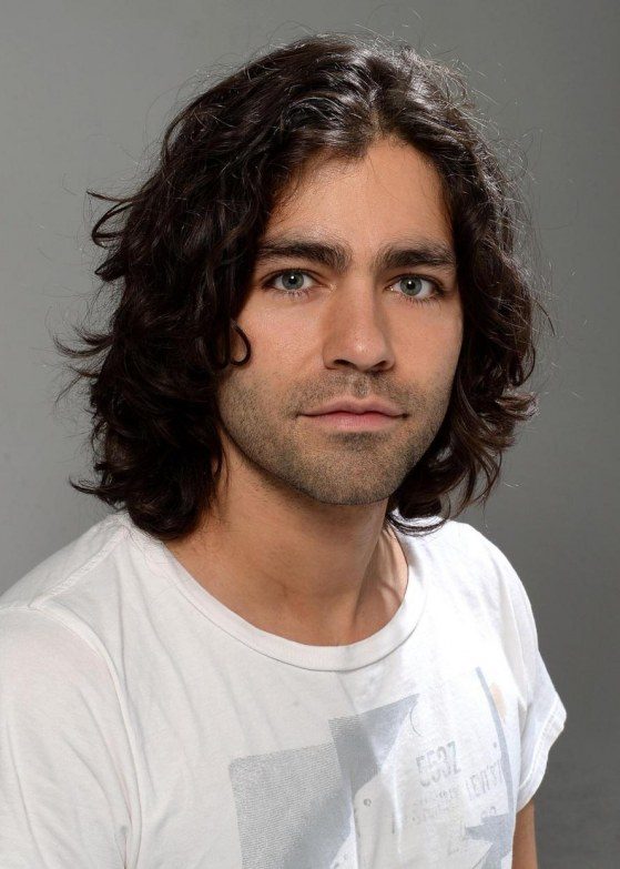 Adrian Grenier Large Picture Body