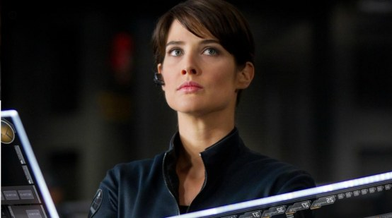 Avengers Movie Image Cobie Smulders Maria Hill