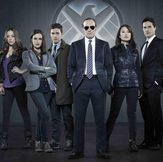 Marvels Agents Of Shield Cast Promo Tv