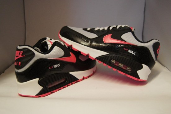 Air Max Black And Pink