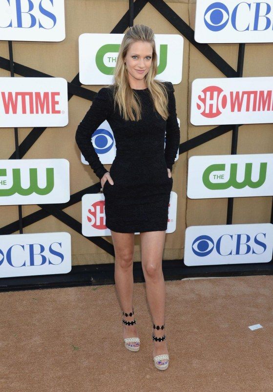 Aj Cook At Cw Cbs And Showtime Summer Tca Party Aj Cook Regard Magazine