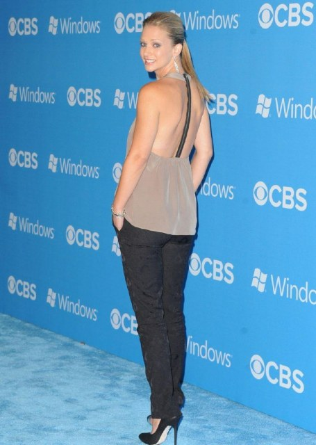 Aj Cook Cbs Fall Premiere Party In West Hollywood Aj Cook