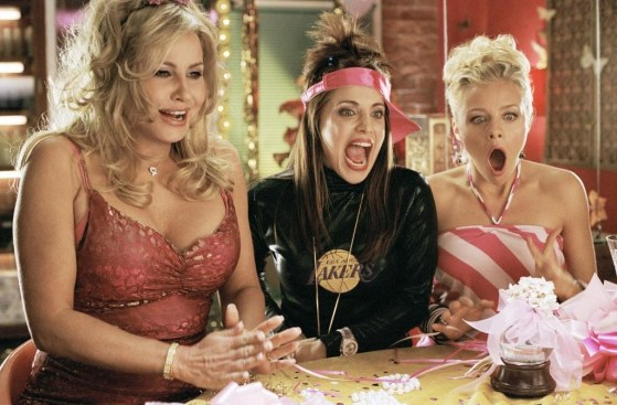 Picture Of Jessica Cauffiel Alanna Ubach And Jennifer Coolidge In Legally Blonde Red White Blonde Large Picture Meet The