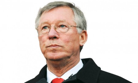 Alex Ferguson Shared Picture