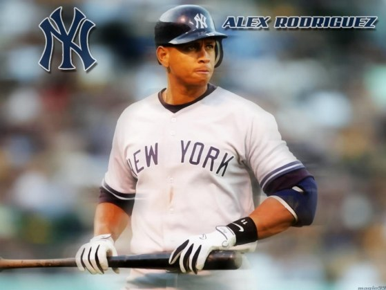 Alex Rodriguez Wallpaper Normal Wallpaper