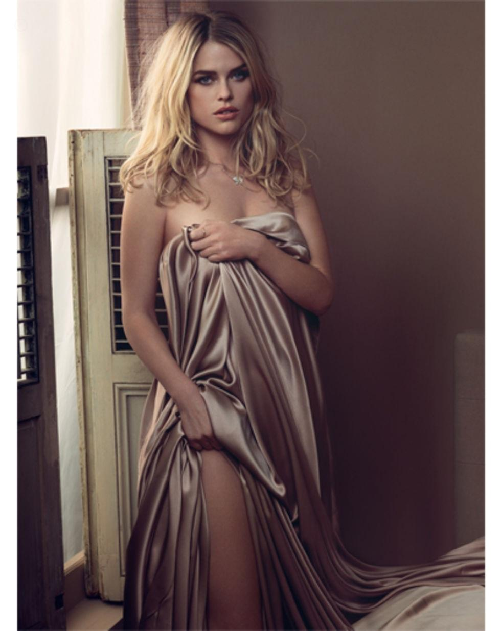 Alice Eve In Gq Magazine June Issue Not Hq Hot
