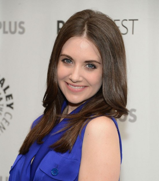 Alison Brie At Community Panel At Paleyfest In Beverly Hills