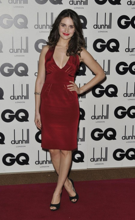 Alison Brie At The Gq Men Of The Year Awards In London Gq