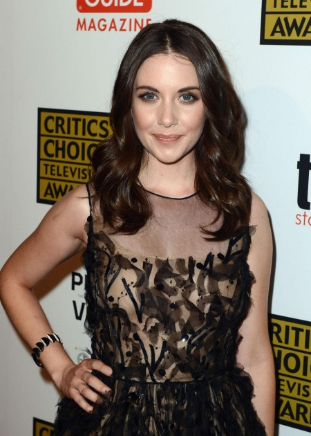 Alison Brie At The Nd Annual Critics Choice Television Awards In Beverly Hills