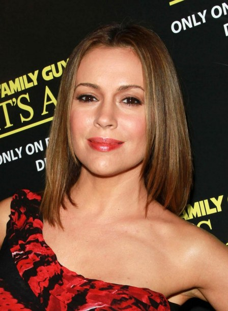 Alyssa Milano Hairstyle Pics Images Photos Pictures Movies Films Movies