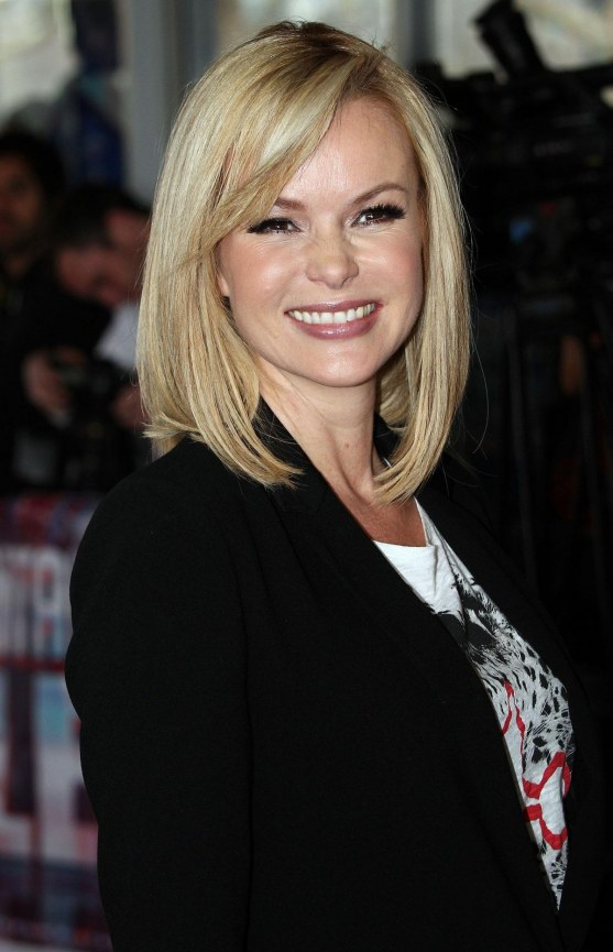 Amanda Holden At Britains Got Talent Launch In London