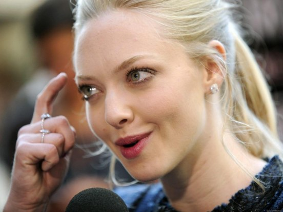 Amanda Amanda Seyfried No Makeup