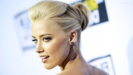 Amber Heard Hq Photo