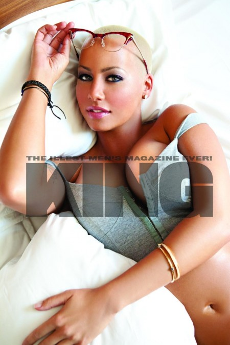 Amberrose With Hair