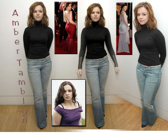 Amber Tamblyn Pic Weight