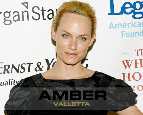 Amber Valletta Wallpaper