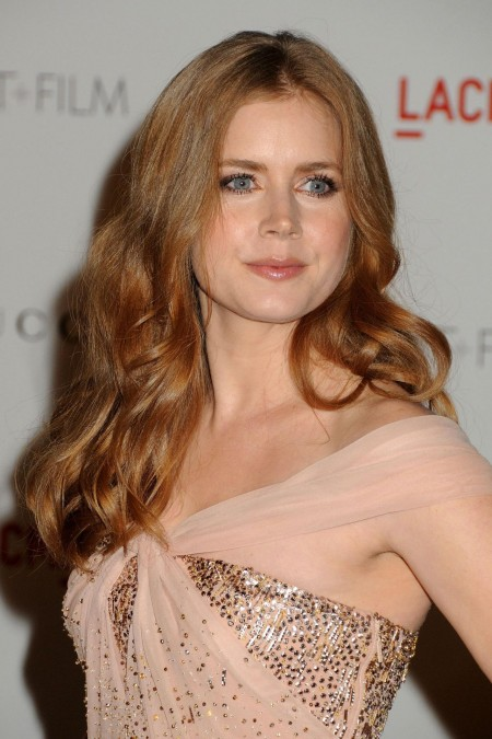 Amy Adams At Lacma Inaugural Art And Film Gala In Los Angeles