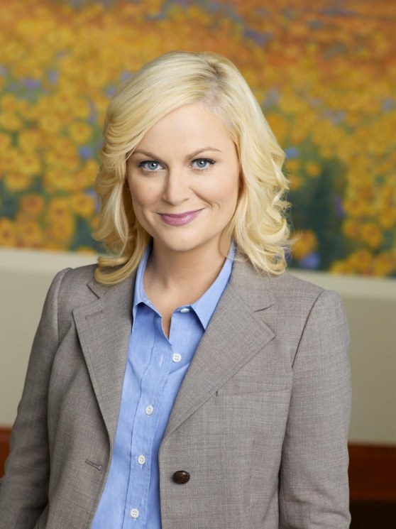 Amy Poehler Parks And Recreation Feet