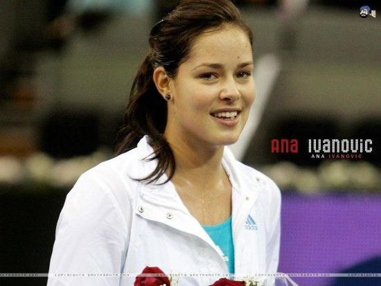 Ana Wallpapers Ana Ivanovic