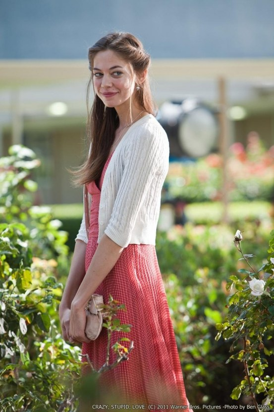 Analeigh Tipton As Jessica Crazy Stupid Love