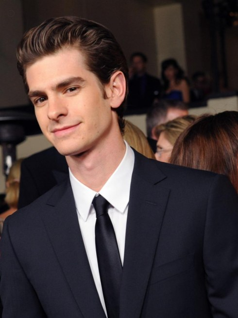 Andrew Garfield In Los Angeles Photo