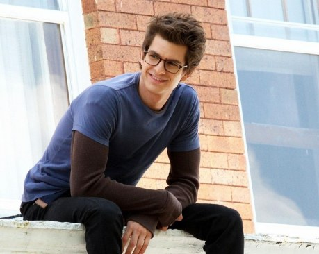 Andrew Garfield The Amazing Spiderman Set Lunettes Oliver Peoples Glasses