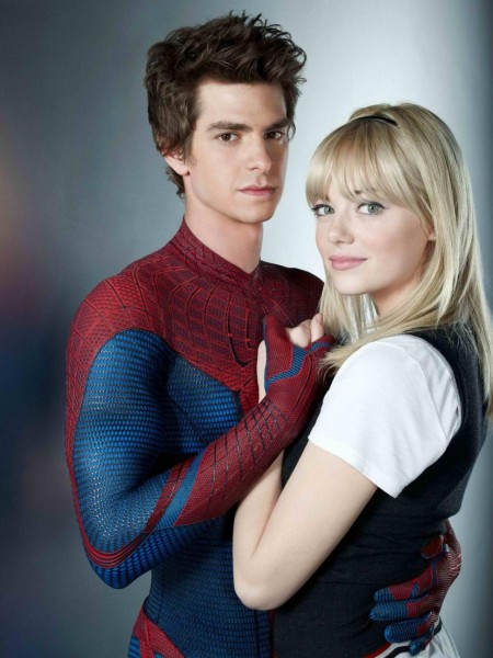 The Amazing Spider Man Promo Image The Amazing Spider Man