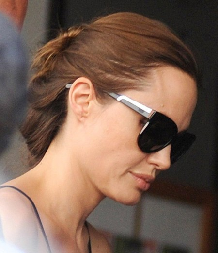 Angelina Jolie Bowling Alley