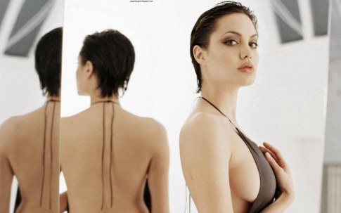 Angelina Jolie Hot Wallpapers Hot