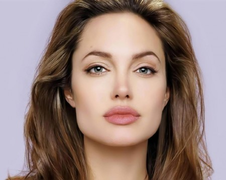 Angelina Jolie Shared Picture