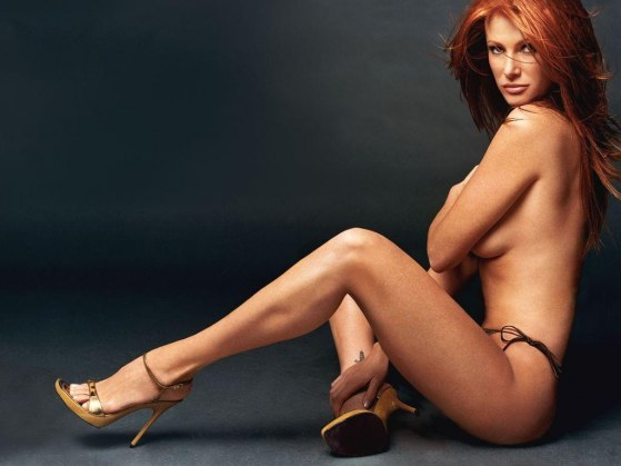 Angie Everhart Dxjcnh Body